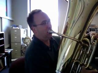 Tuba Etude Project- Blazevich #7