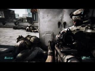Battlefield 3 (Fault Line Series, Episode 2-Good Effect on Target)